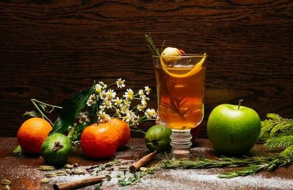 Iced-tea cocktails for summers