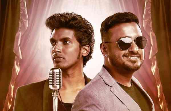 Sakthi Amaran and Pravin Saivi