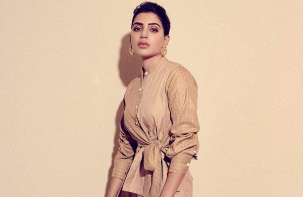 Samantha Akkineni to star in Netflix series