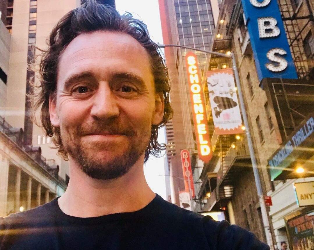 Tom Hiddleston talks about playing Loki