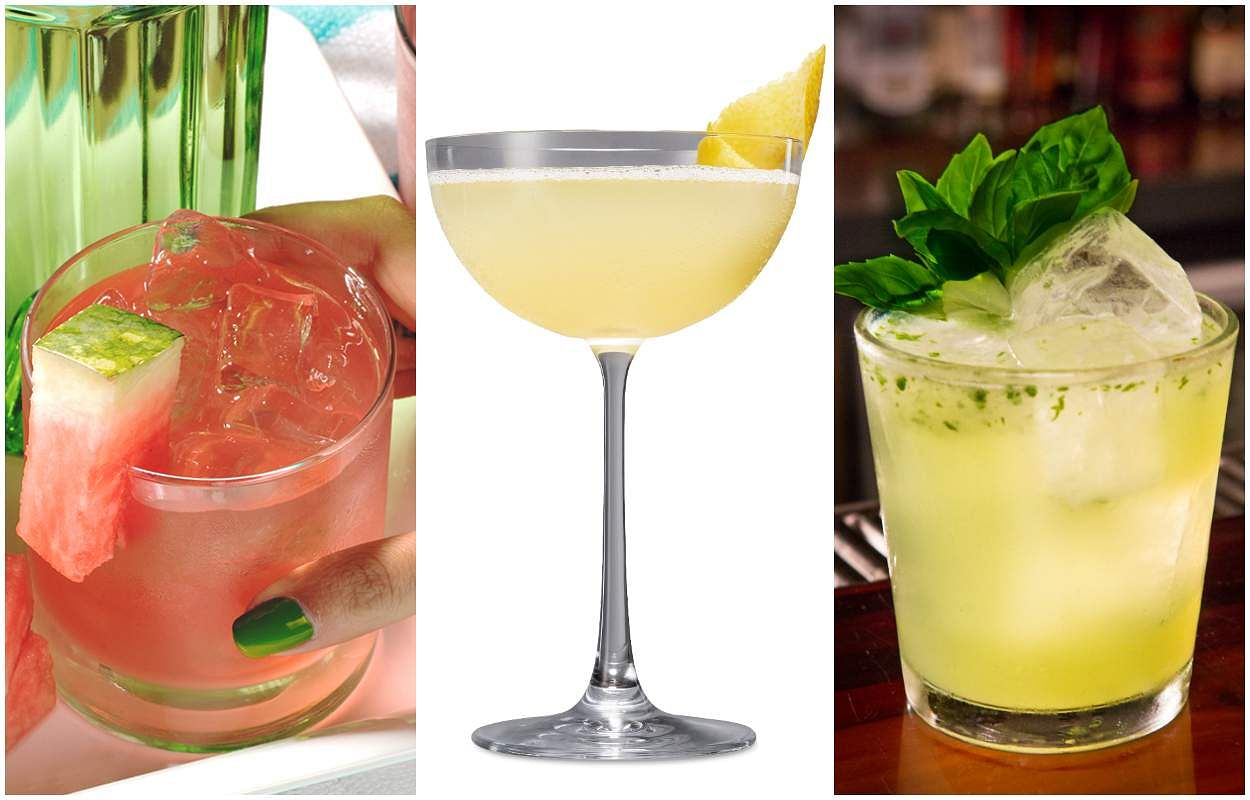 Cocktail recipes on occasion of World Gin Day