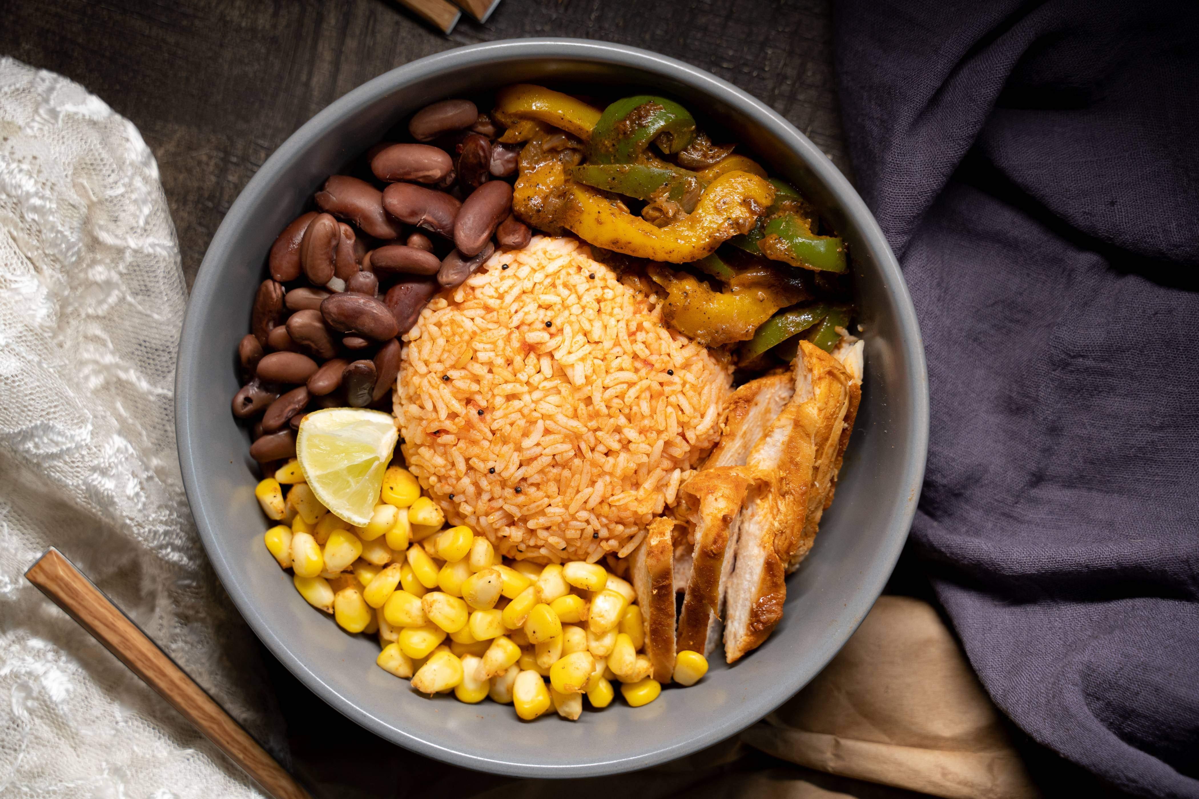 Healthy meals from nutritionist Priya Rathnakumar's Health Bar