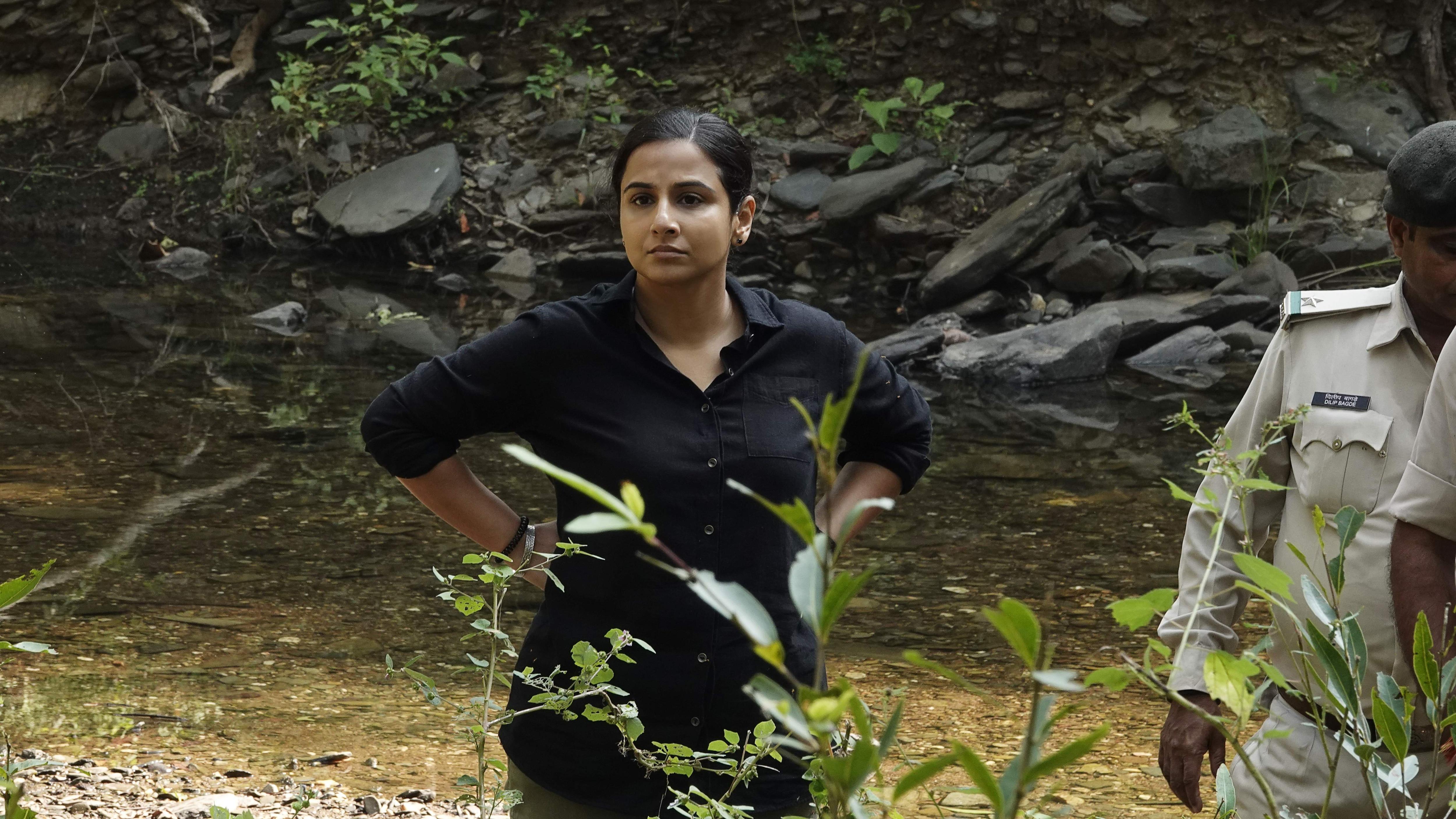Vidya Balan in Sherni