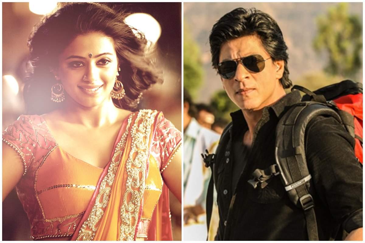 Priyamani Was Gifted Inr 300 By Shah Rukh Khan