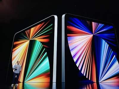 Some iPad models to switch to OLED starting in 2022
