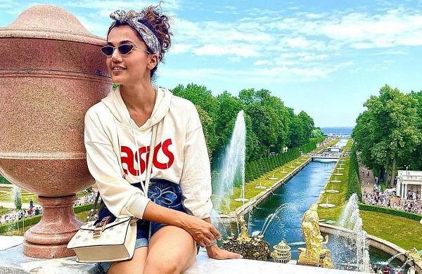 Taapsee Pannu's travel diaries