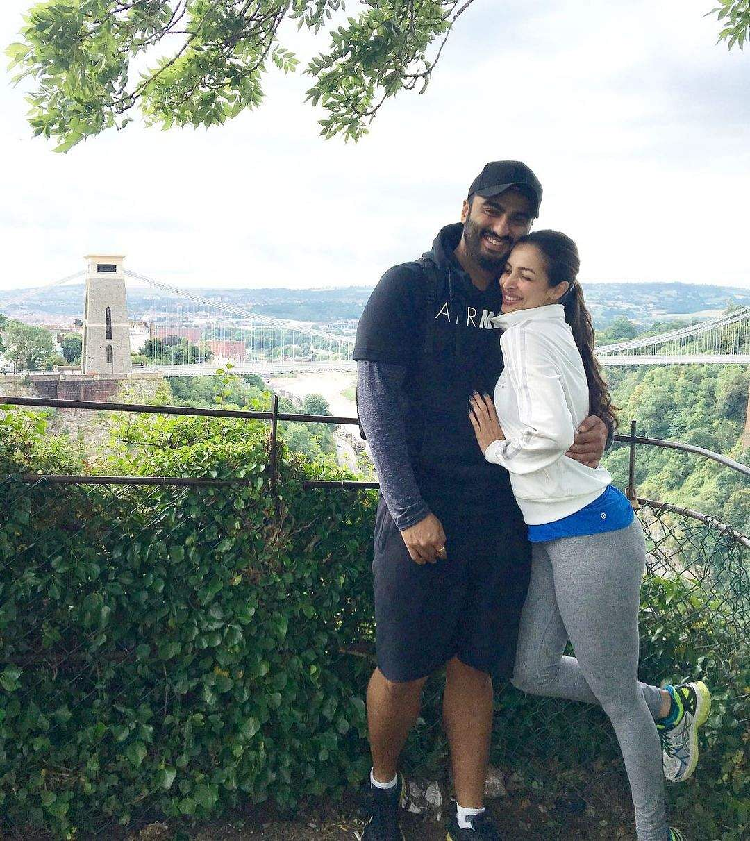 Malaika Arora wished her boyfriend Arjun Kapoor for his birthday on Instagram and wrote, ' Happy birthday my sunshine.'