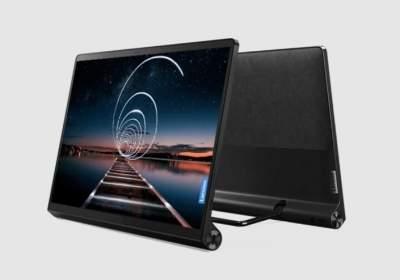 Lenovo launches Yoga Tab 13 that works as portable monitor