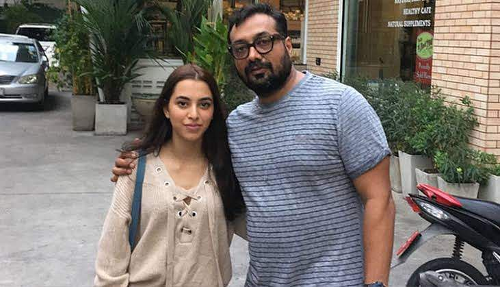 Anuragkashyap's daughter Aaliyah treats her father to lunch with her own income for the first time