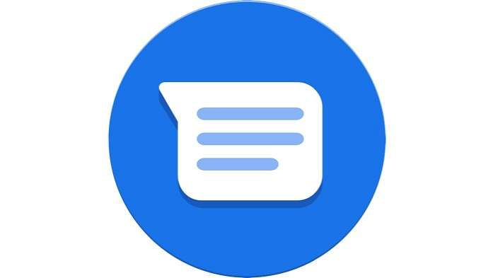 Messages by Google App