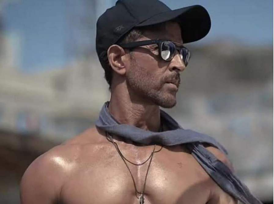 Hrithik Roshan'S Latest Picture