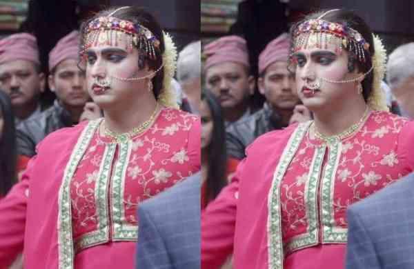 Arjun Kapoor in Sandeep Aur Pinky Faraar