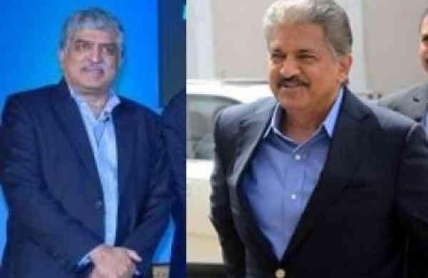 Anand Mahindra and Nandan Nilekani want Bengaluru to be renamed 'TecHalli'
