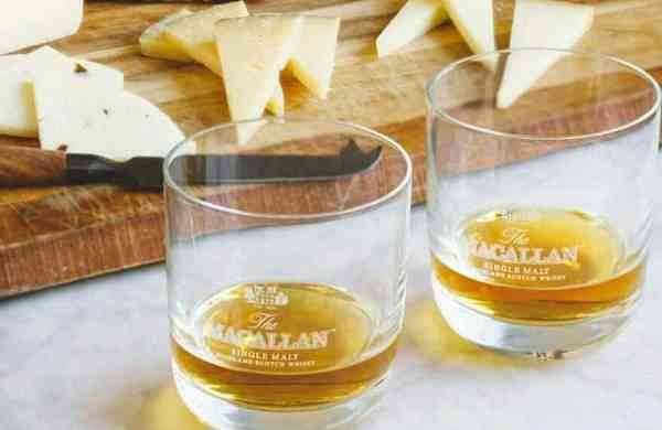 pairing cheese and whisky