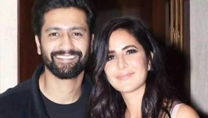 Vicky Kaushal and Katrina Kaif are together