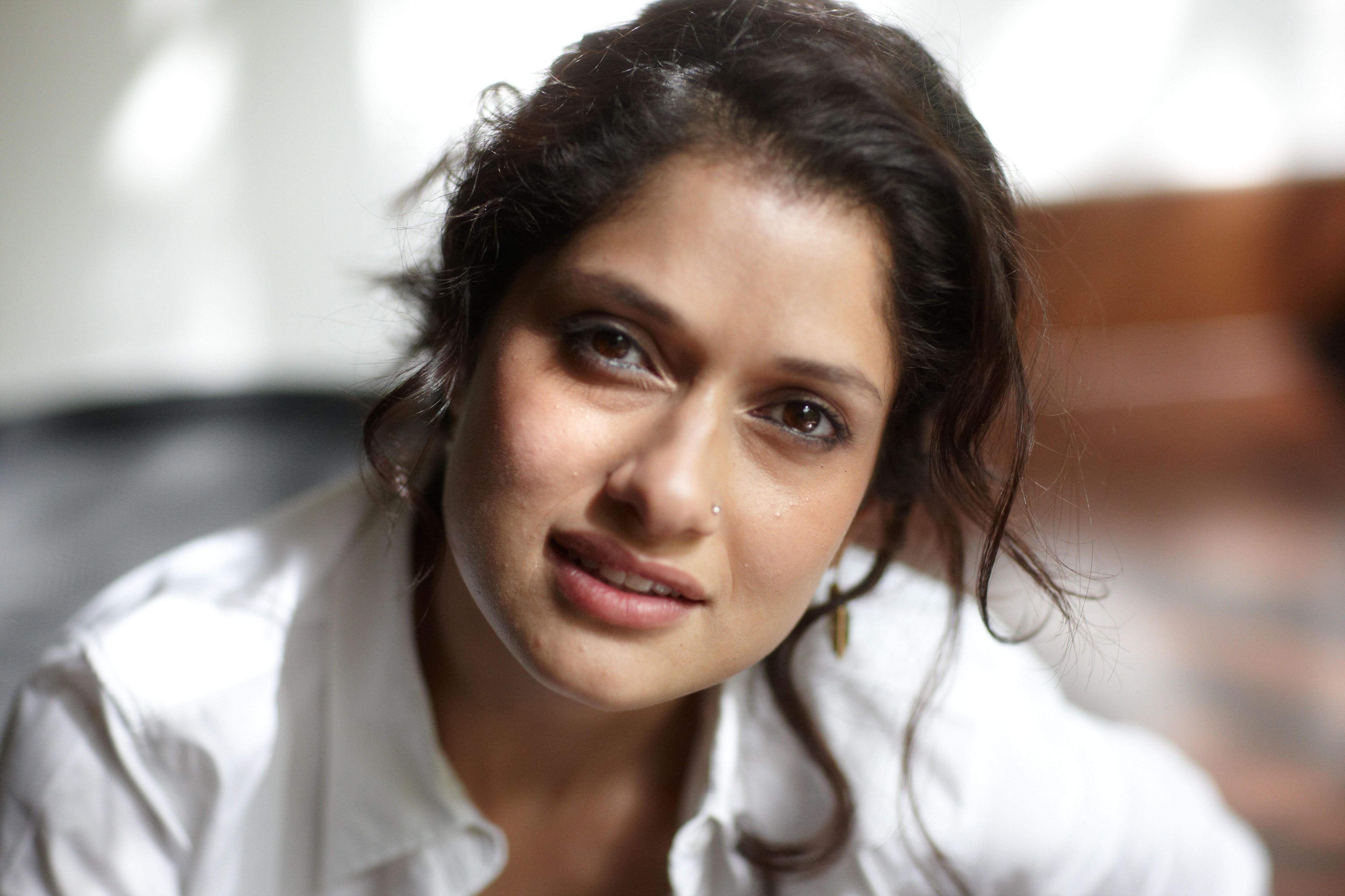 Actress Vidushi Mehra will next be seen in Collar Bomb