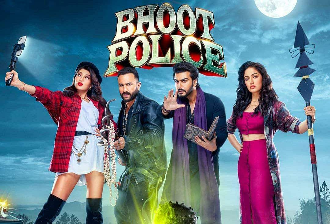 Bhoot Police Will Release On September 17 On Disney+ Hotstar