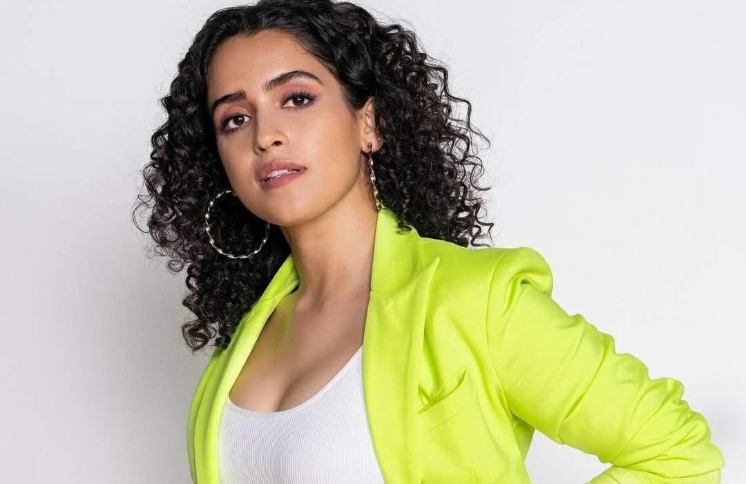 Sanya Malhotra Joins Rajkummar Rao