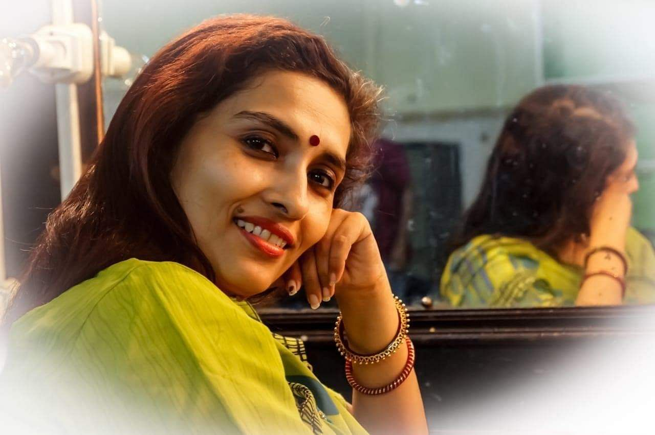 Neepabithi Ghosh Dasgupta SInger