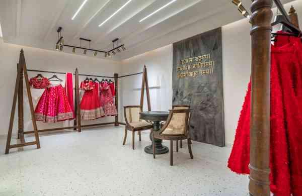 Designer Mrunalini Rao'S Flagship Store