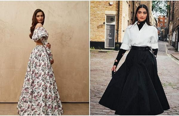 Sonam Kapoor is 'skirting' with fashion rules during her time in London