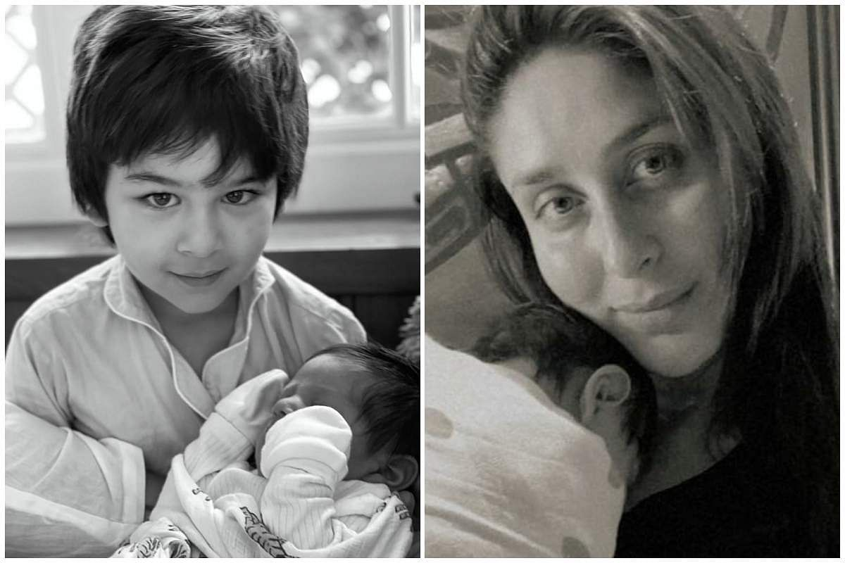 Kareena And Saif'S Second Son'S Name