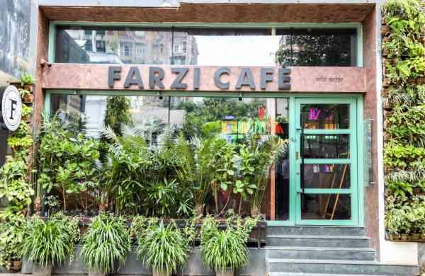 farzi Cafe Kolkata