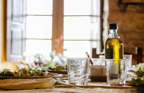 Healthier oils for healthy life