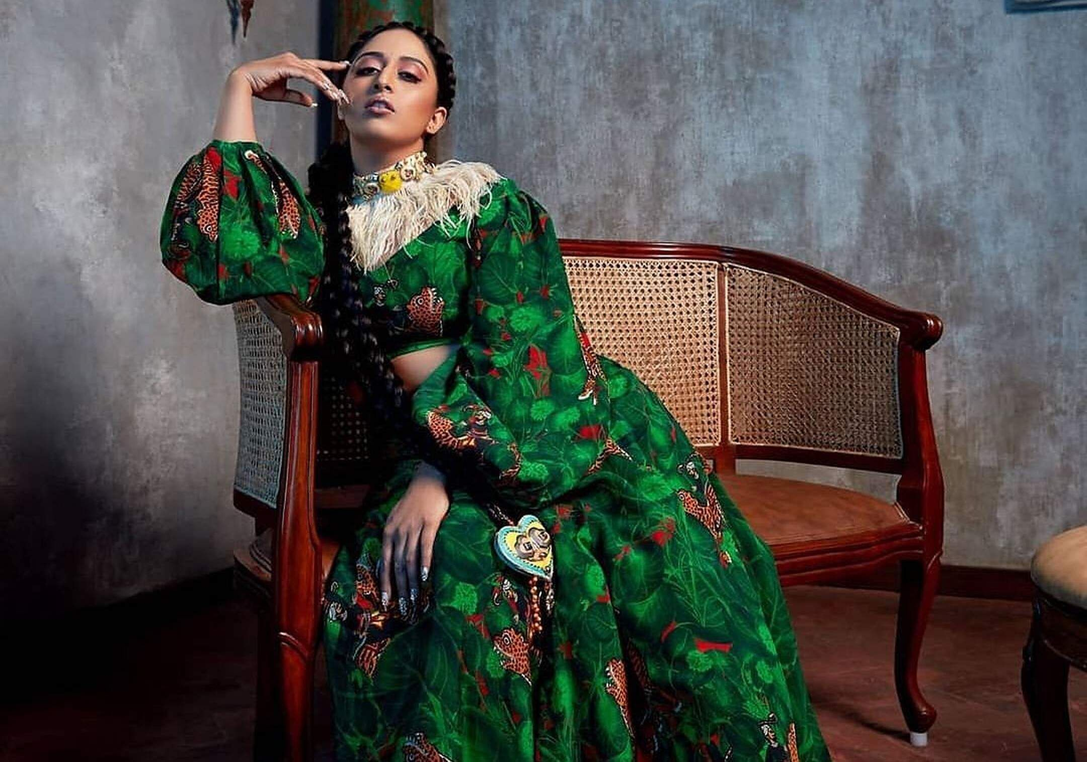 Raja Kumari releases her new song Rani Cypher