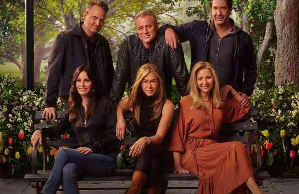 Friends: The Reunion Show