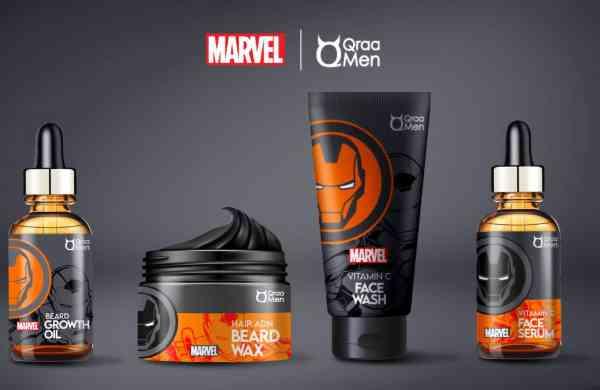 Iron Man Vitamin C Range from Qraamen