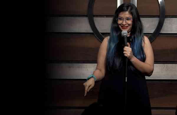 Jeeya Sethi Stand Up Comdey