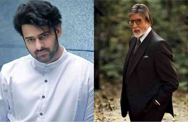 Amitabh and Prabhas come together for #ProjectK