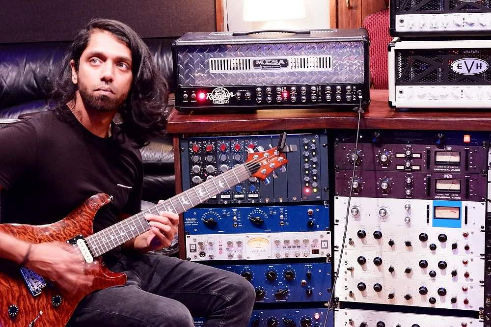 Nikhil Suresh composer