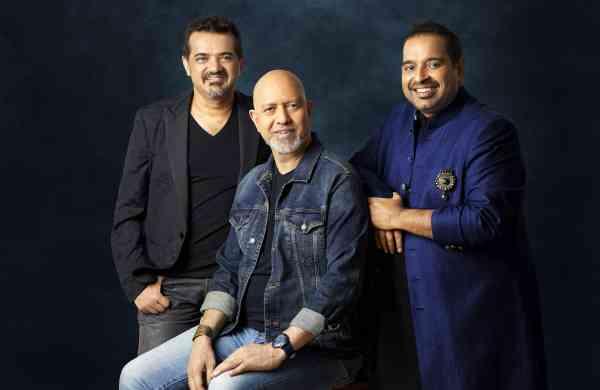 Ehsaan Noorani, Loy Mendonsa and Shankar Mahadevan