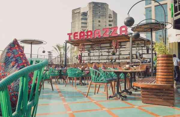 Unplugged Courtyard Kolkata