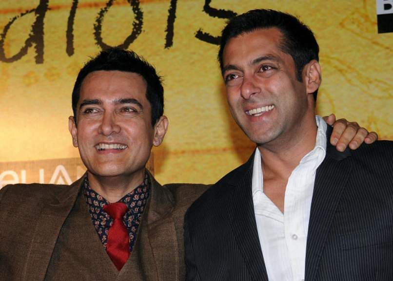 Aamir Khan with Salman Khan, Aamir Khan divorce with Kiran Rao, Reena Dutta