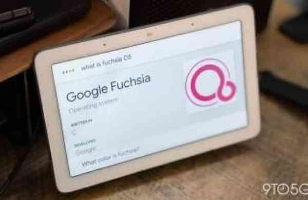 Report:Google's Fuchsia OS gets new logo