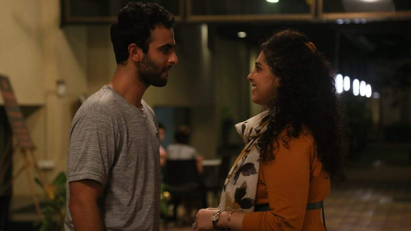 Rathee and Bhagnani in City of Dreams season 2