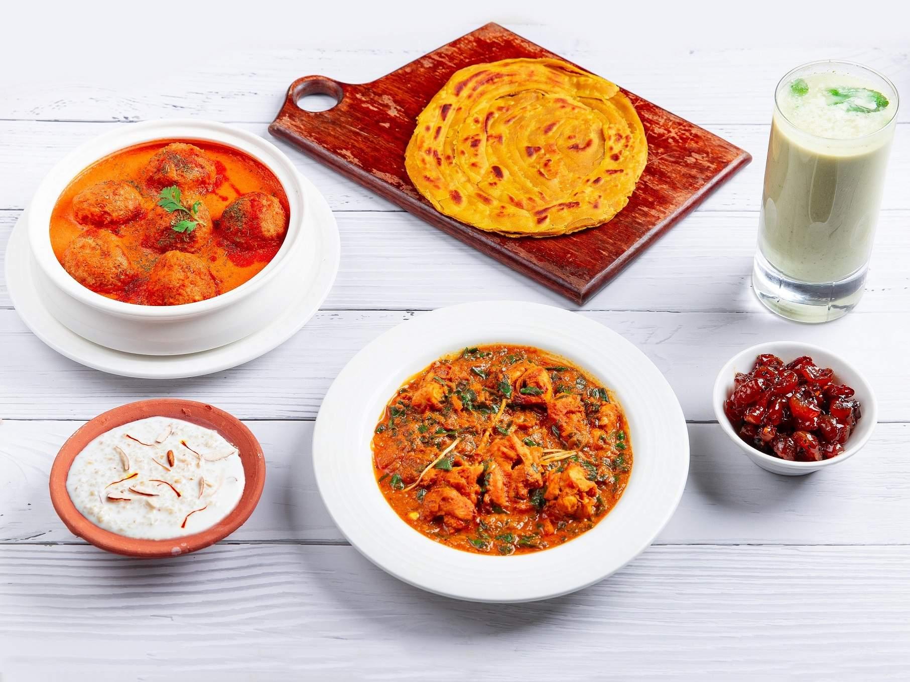 ITC Maratha - Food