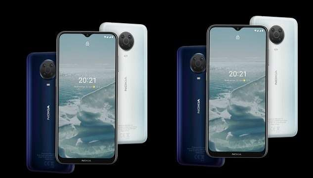 Nokia G20 launched in India; the new smartphone comes with longer battery life