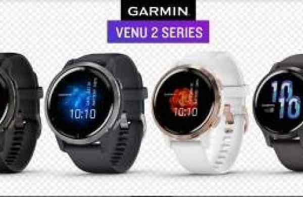 Garmin launches two new smartwatches in theVenu series