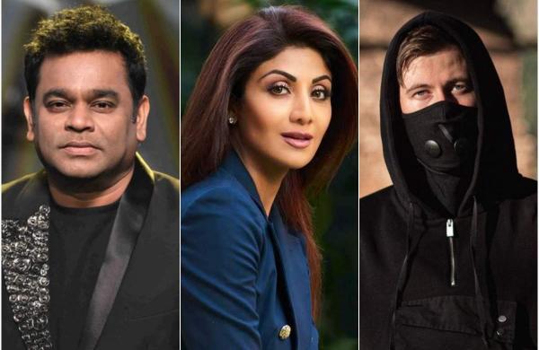 AR Rahman, Shilpa Shetty Kundra, Alan Walker virtual concert for COVID-19