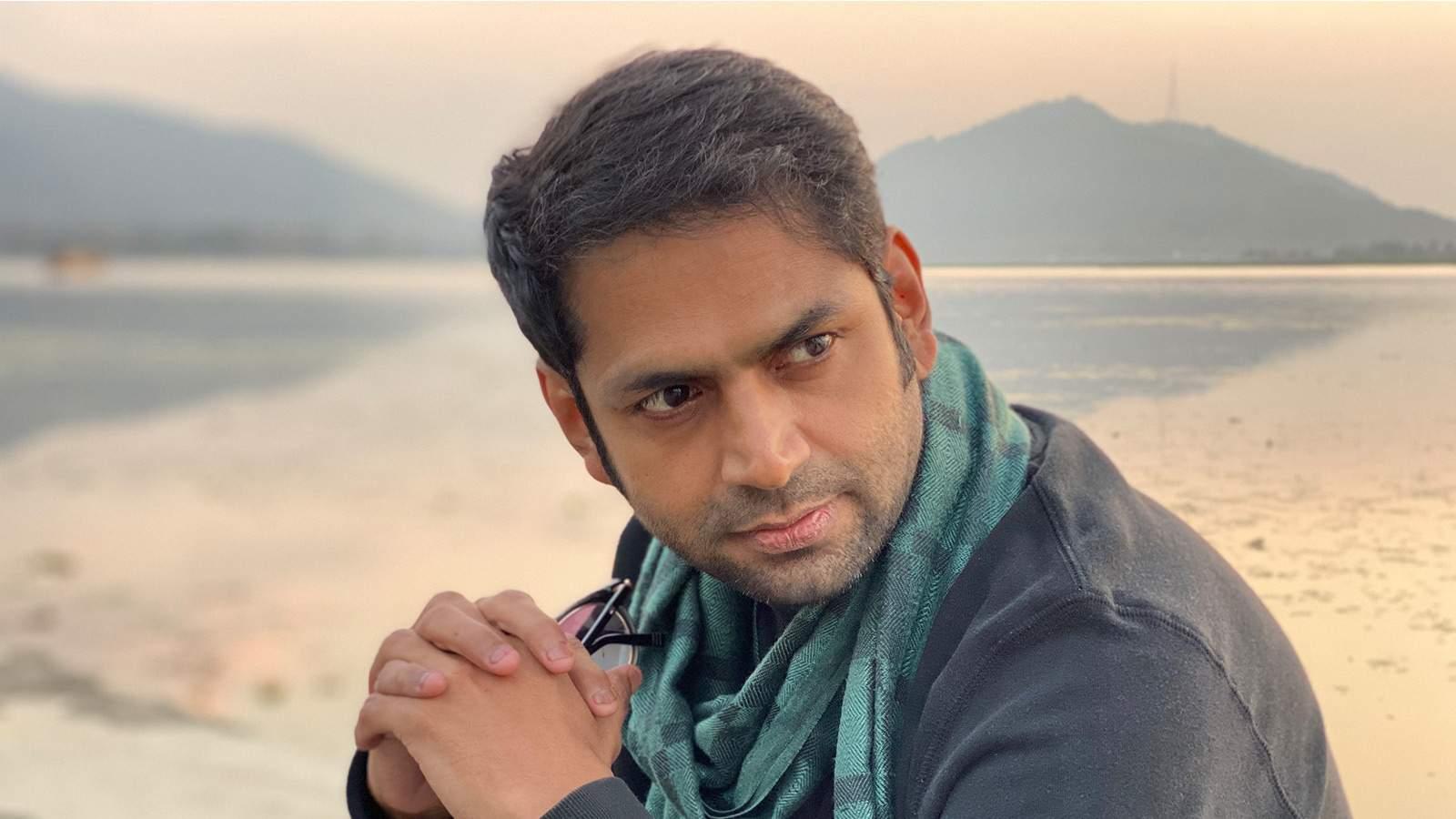 Actor Sharib Hashmi