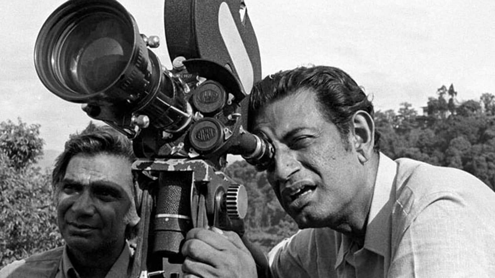 Filmmaker Satyajit Ray