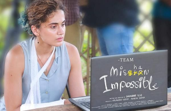 Taapsee Pannu has signed up for a Telugu movie named Mishan Impossible