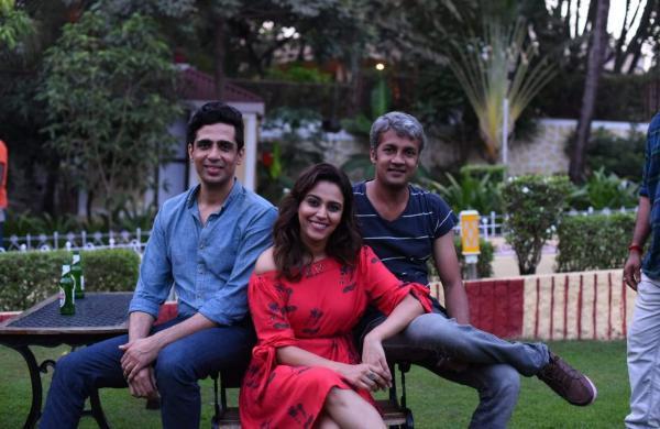 Swara Bhasker And Gulshan Devaiah