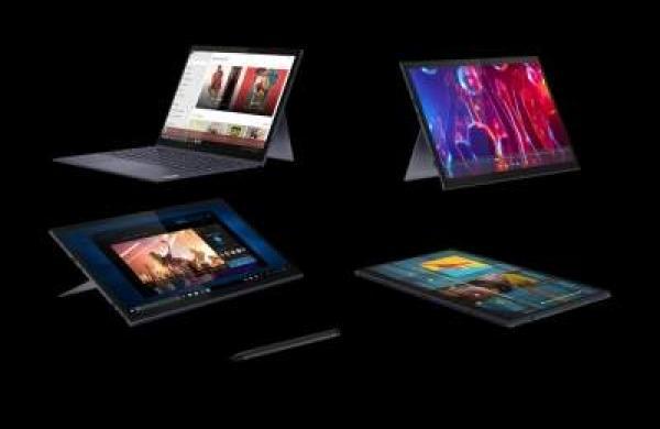 Lenovo Yoga Duet 7i and IdeaPad Duet 3