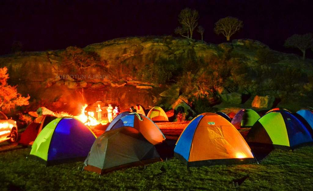 Friendship Day gift ideas, camping