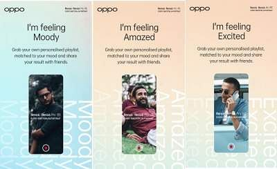 OPPO partners with Spotify to bring personalised playlists for users